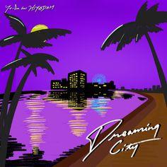 """話題のYo-SeaとHIYADAMによるコラボ曲""""Dreaming City""""のミュージックビデオが公開   EYESCREAM"""