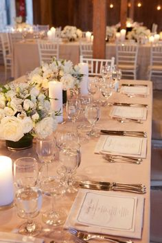 Cómo decorar tu boda clásica | Preparar tu boda es facilisimo.com