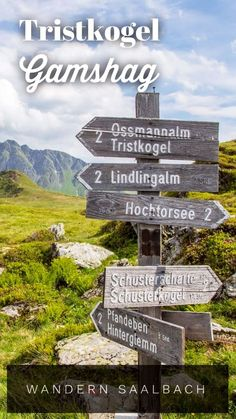Tristkogel und Gamshag Wanderung Saalbach Hinterglemm Wanderlust, Mountains, Outdoor, Travel, Cabins, Videos, Europe, Road Trip Destinations, Beautiful Places