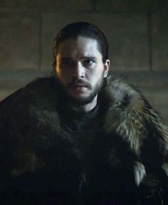"""Jon """"the white wolf"""" Snow, the king in the north (6x10)"""