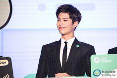 박보검 161219 대만 라인페이 행사 [ 출처 : ETtoday http://star.ettoday.net/news/832550 ]
