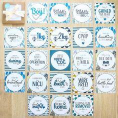 Preemie Milestone Cards To Celebrate Small Moments | The Huffington Post