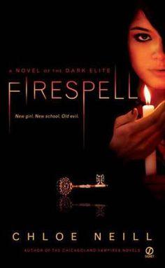 Firespell (Dark Elite Series #1)