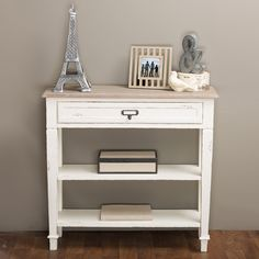 Merveilleux Dauphine Traditional French Accent Console Table?1 Drawer   Overstock™  Shopping   Great Deals
