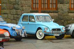Exposición de Citroën en Bariloche, Argentina