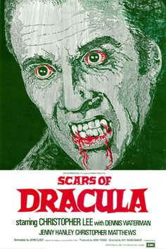 Old Vampire Poster   Scars_of_Dracula poster