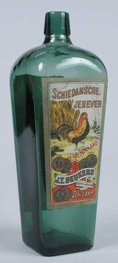 J.T.Beukers Schiedamsche Jenever