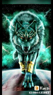 Art Discover Amazing Wolf Wallpaper Here are the best screen murals you can use on your phone. Fantasy Wolf, Dark Fantasy Art, Fantasy Artwork, Wolf Artwork, Skull Artwork, Wolf Painting, Wolf Spirit Animal, Mythical Creatures Art, Wolf Love
