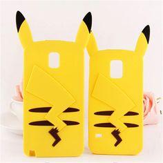 Nette 3D Taschen-monster Pokemons Telefon-kasten-abdeckung Für Samsung S4 S5 S6 S6Edge S7 S7Edge J1 J3 J5 J7 A5 A7 Anmerkung3 Hinweis4 Note5