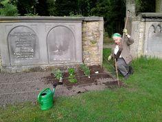 Umgestaltung des Hasefriedhofs in Osnabrück zu einer Parkanlage mit Friedhofscharakter!