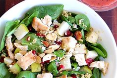 ... about Salads on Pinterest | Broccoli Salads, Salads and Blue Cheese