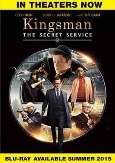 Based upon the acclaimed comic book, the movie tells the story of a super-secret spy organization that recruits an unrefined but promising street kid into the agency's ultra-competitive training program just as a global threat emerges from a twisted tech genius.  Released 6/9/15  (129 min)