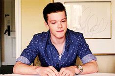 If we cant have Cameron Monaghan as Mason, then we might as well have him as Micah.