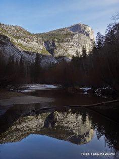 Felipe, o pequeno viajante: Yosemite National Park e o antro das sequoias gigantes