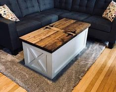 War Against Wooden Pallet Furniture Projects 99 - prekhome Farmhouse Coffee Table Sets, X Coffee Table, Reclaimed Wood Coffee Table, Coffee Table Rectangle, Coffee Table With Storage, Wood Table, Table Storage, Dining Room Buffet Table, A Table