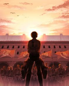 Attack on Titan | Shingeki no Kyojin The best thing we can do is try and make the choice we think we'll regret the least.