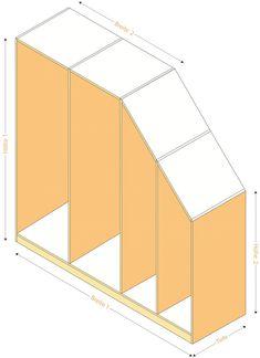 schrank f r dachschr gen unbedingt kaufen pinterest schrank dachschr ge dachschr ge und. Black Bedroom Furniture Sets. Home Design Ideas