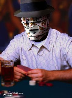 Poker Face! - Worth1000 Contests