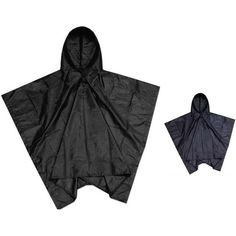 """Save money while putting your brand on display during any downpour with this Rain Warrior Poncho. This handy reusable poncho is the ideal first defense on rainy days. It's made using 210 denier nylon with waterproof 600mm DWR coating and features 36"""" x 48"""" side snaps. To save space, it slides easily into an included pouch and comes with a carabiner for easy clipping onto bags, backpacks and more. Choose from two color options and add your custom imprint to complete ... Waterproof Poncho, Rain Poncho, Ny Usa, Rainy Days, Raincoat, Backpacks, Display, Money, Space"""
