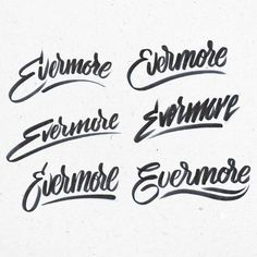 proposals project365 #110 Evermore Logodesign by bijdevleet