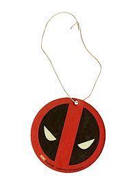 Marvel Deadpool Logo Air Freshener
