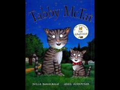 Buzzing for Books: Tabby McTat - by Julia Donaldson - YouTube