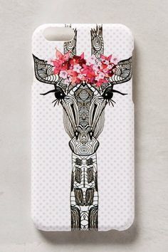 Giraffa iPhone 6 Case #anthropologie #anthrofave