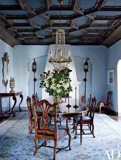 Look Inside a Mediterranean-Style Residence in Los Angeles Photos | Architectural Digest