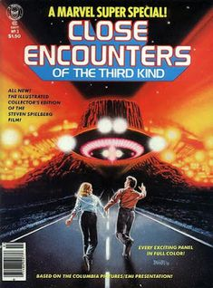 Marvel Super Special #3, Close Encounters of the Third Kind
