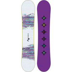 Burton Lux Rocker Snowboard - Women's - Blem 2012