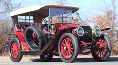 1910 Simplex 50HP Toy Tonneau by Holbrook - (Simplex Automobile Co. Inc. New Brunswick, New Jersey  1907-1917)