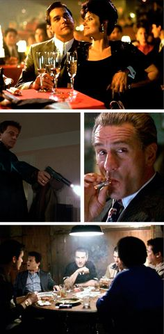 Goodfellas. Love a good gangster movie