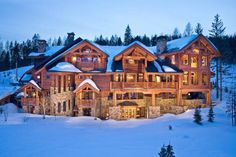 Ski Homes That Will Probably Make You Jealous -II