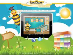 beeclever. mobi Android and iOS kids games