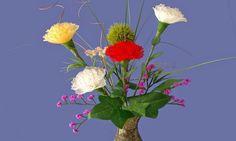 Cách làm hoa cẩm chướng từ vải voan  http://dienhoadanang.com/vn/1410317602-Cach-lam-hoa-cam-chuong-tu-vai-voan.html
