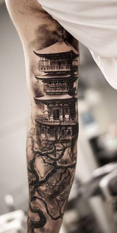 Nice arm art