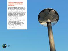 Efficienza energetica e risparmio per le casse comunali