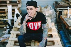 Ahren Stringer of The Amity Affliction