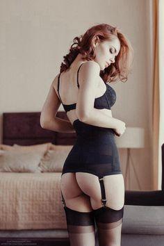 #Garter #sexy #boudoir #pose #model