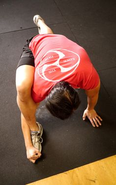 Improve hip mobility with this simple #mobility exercise