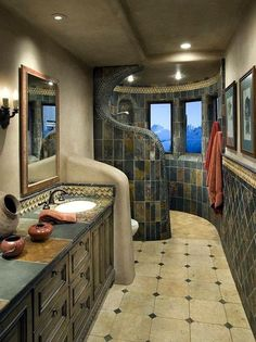 Men Cave Bathroom Ideas (32)