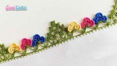 118 Tane Yuvarlak Lif Modelleri En Güzel Seçme Lifler Uçları Tomurcuk Yıldız Lif Modeli | ÖRGÜVAKTİ Floral, Flowers, Royal Icing Flowers, Flower, Flower, Florals, Blossoms