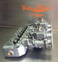 . Classic Mini, Classic Cars, Race Engines, Morris Minor, Mini Coopers, Mechanical Engineering, Small Cars, Kustom, Car Detailing
