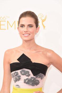Allison Williams - Emmy Awards 2014