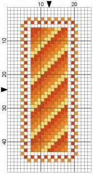 Free Cross Stitch Bookmark Patterns