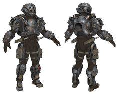 Bounty Hunter Armor from Doom (2016)