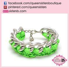 #bracelet #green