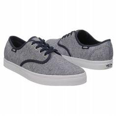 da23842788a7ec Athletics Vans Mens Madero Blue Shoes.com Blue Shoes