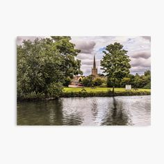 Framed Prints, Canvas Prints, Art Prints, St Lawrence, River Thames, My Canvas, Top Artists, Great Britain, Art Boards