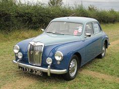 MG Magnette ZB Varitone 1957